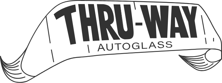 Thru-Way Autoglass logo