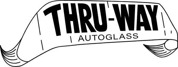 Thru-Way Auto Glass Logo